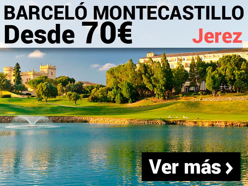 Promoción MICE Barceló Montecastillo