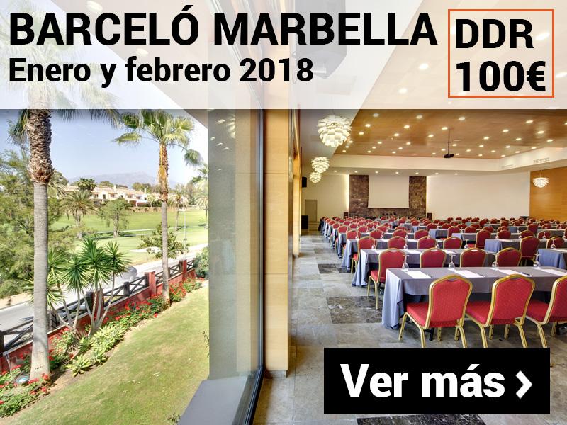 reuniones y congresos marbella