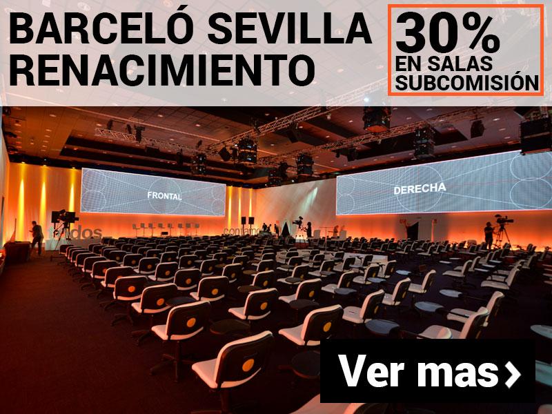 Promoción MICE Sevilla