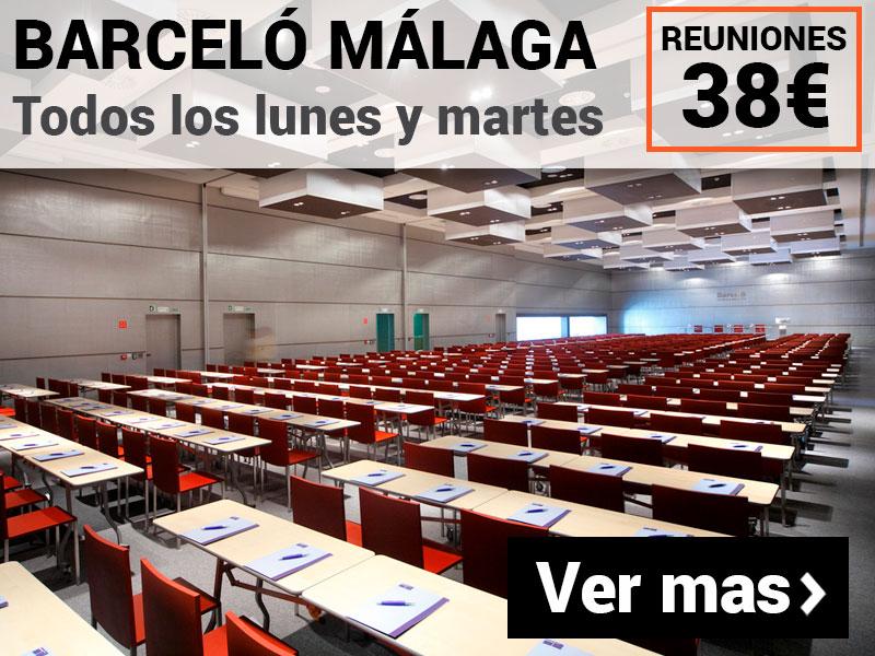 Reuniones Barceló Málaga