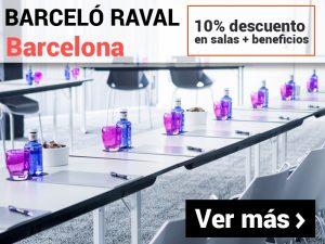 Promoción MICE Raval
