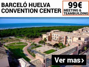 Convención y teambuilding Punta Umbría