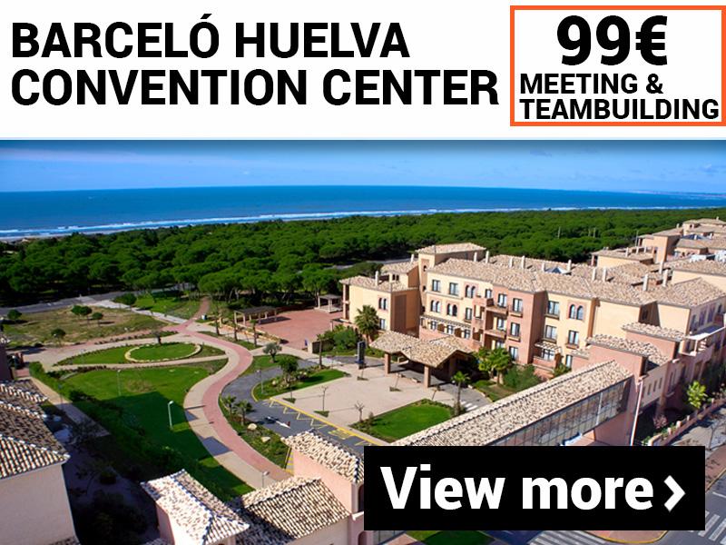 Team building in Huelva