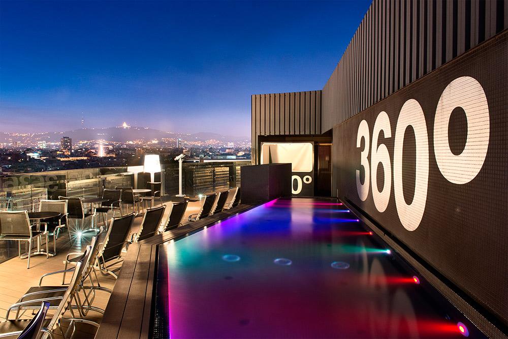 terraza para eventos en barcelona
