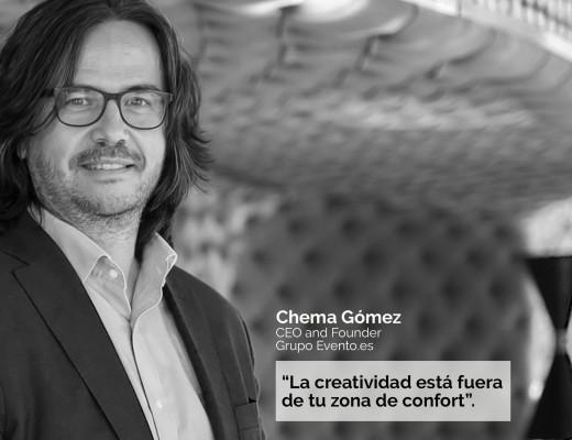 entrevista a Chema Gómez