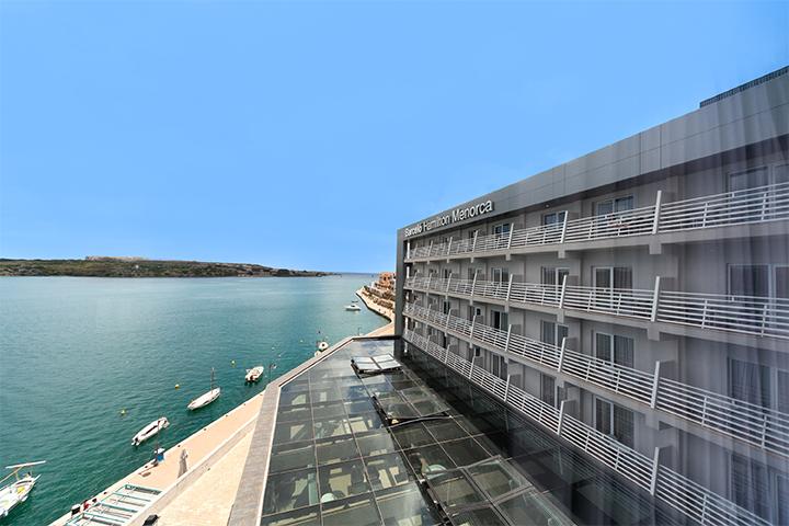 Hotel para reuniones de empresa en Menorca