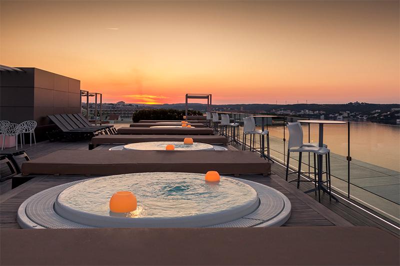 Espacios al aire libre para eventos en Menorca