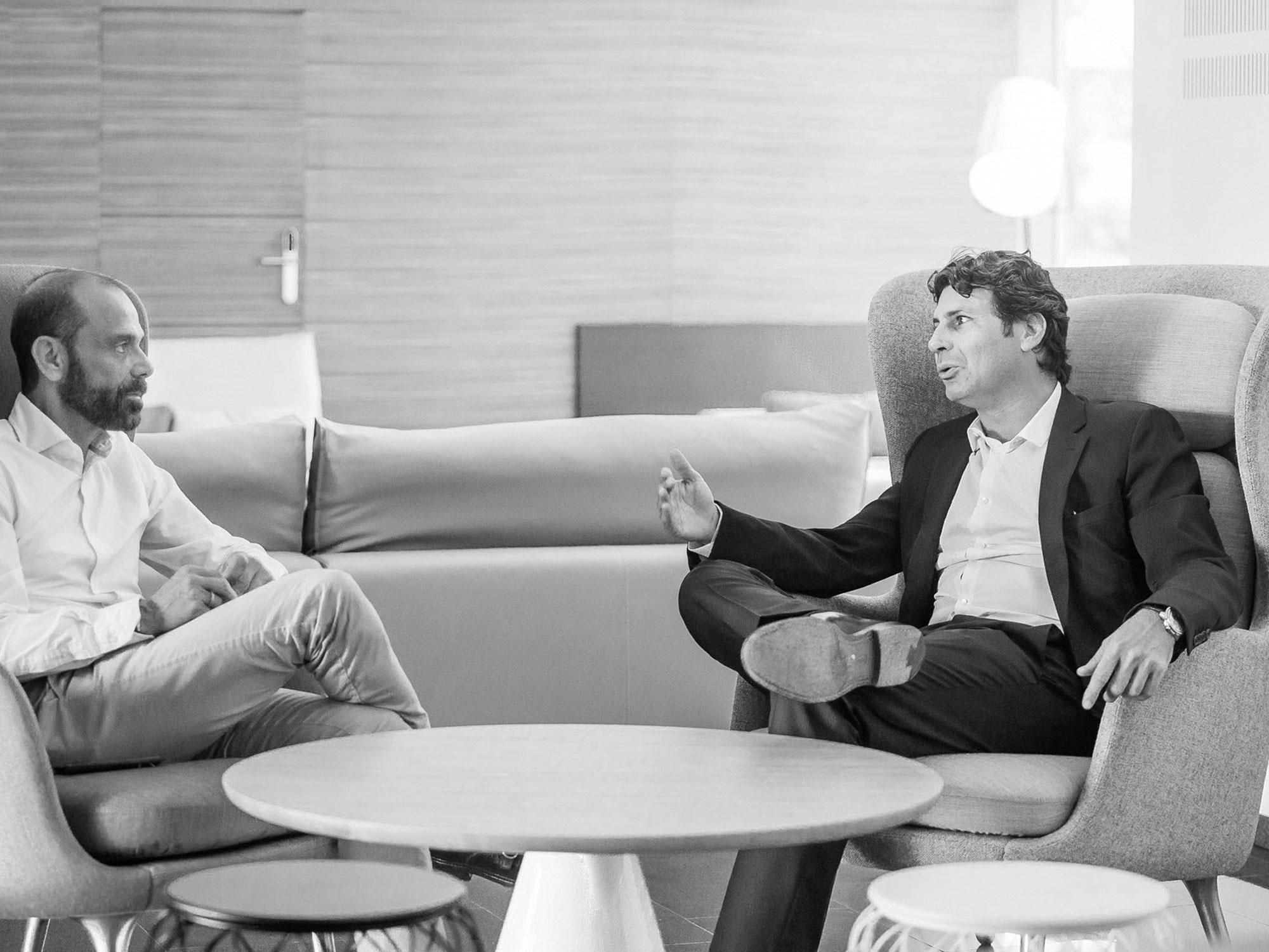 entrevista Stephane Teboul