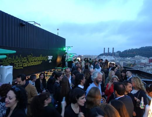 Terrazas de hotel para organizar eventos al aire libre