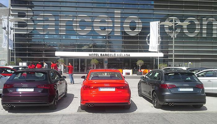 eventos automoción Málaga