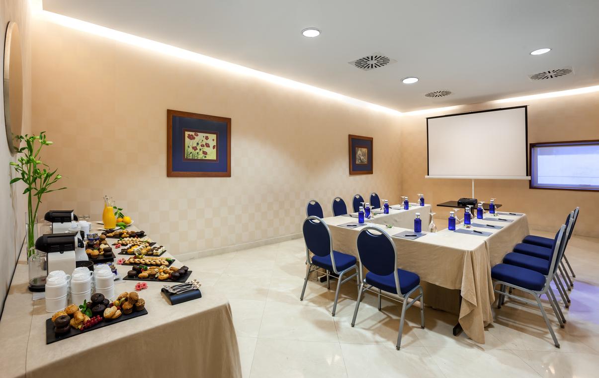 Salas de reunión Granada