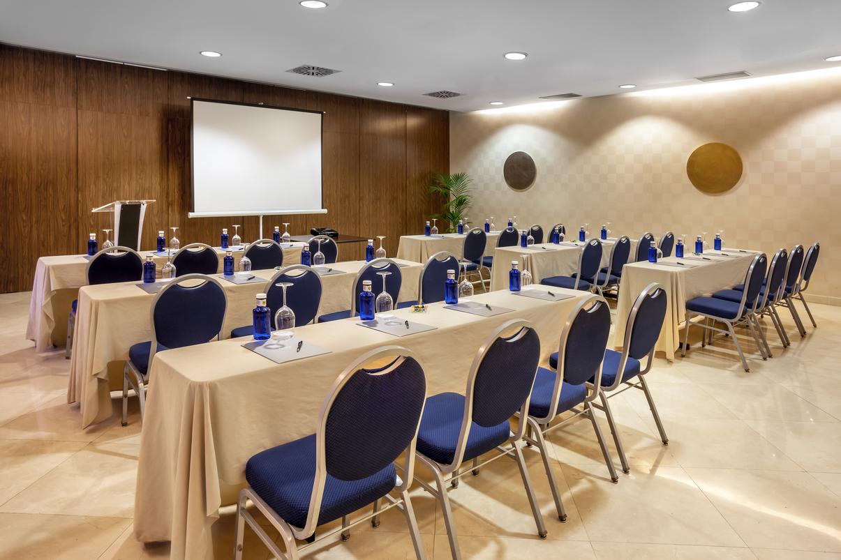 Salones para reuniones en Granada