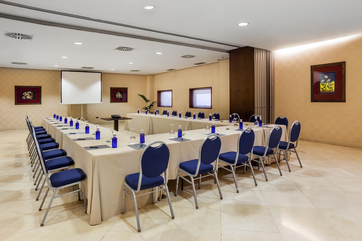 Hotel para reuniones en Granada