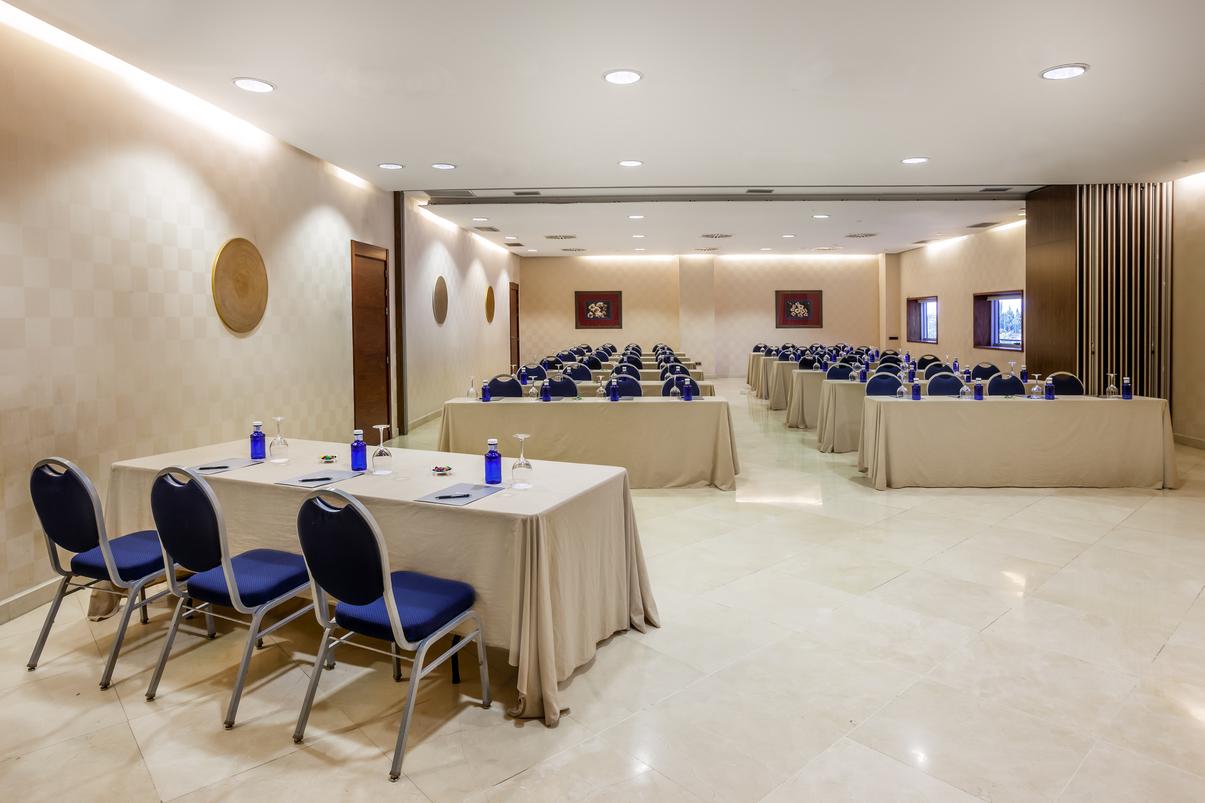 Salas para organizar convenciones en Granada