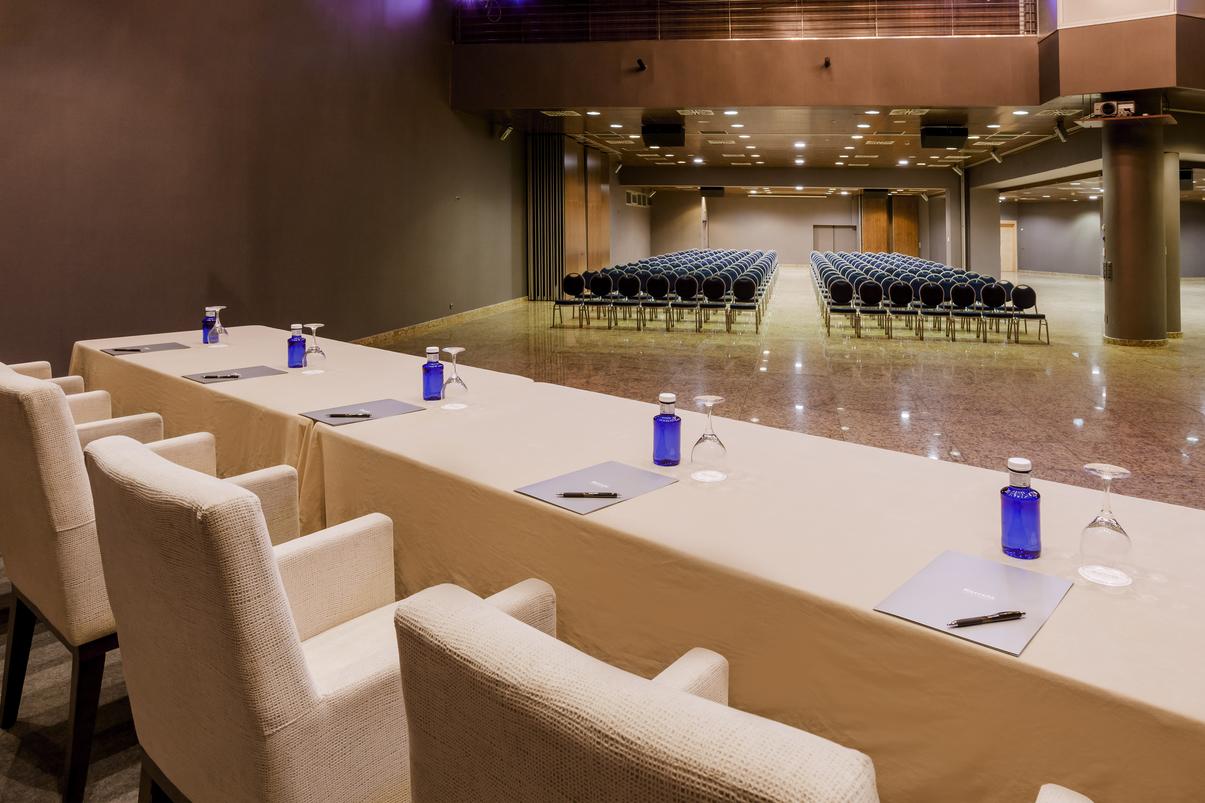 Donde organizar congresos en Granada