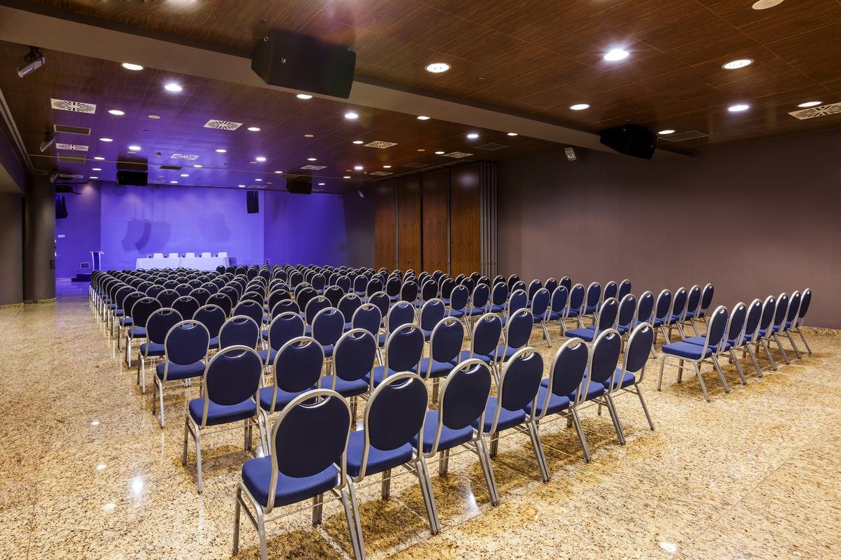 Salones para congresos Granada