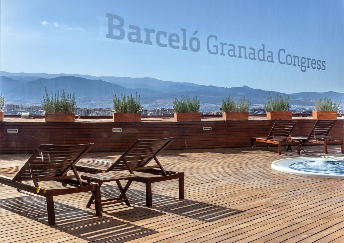 Espacios para eventos al aire libre en Granada