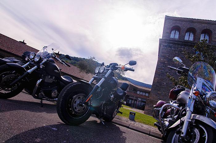 rutas en moto por el pirineo