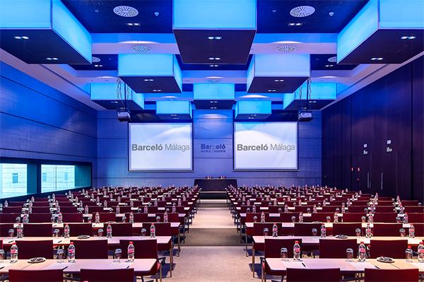 Centro de convenciones en Málaga