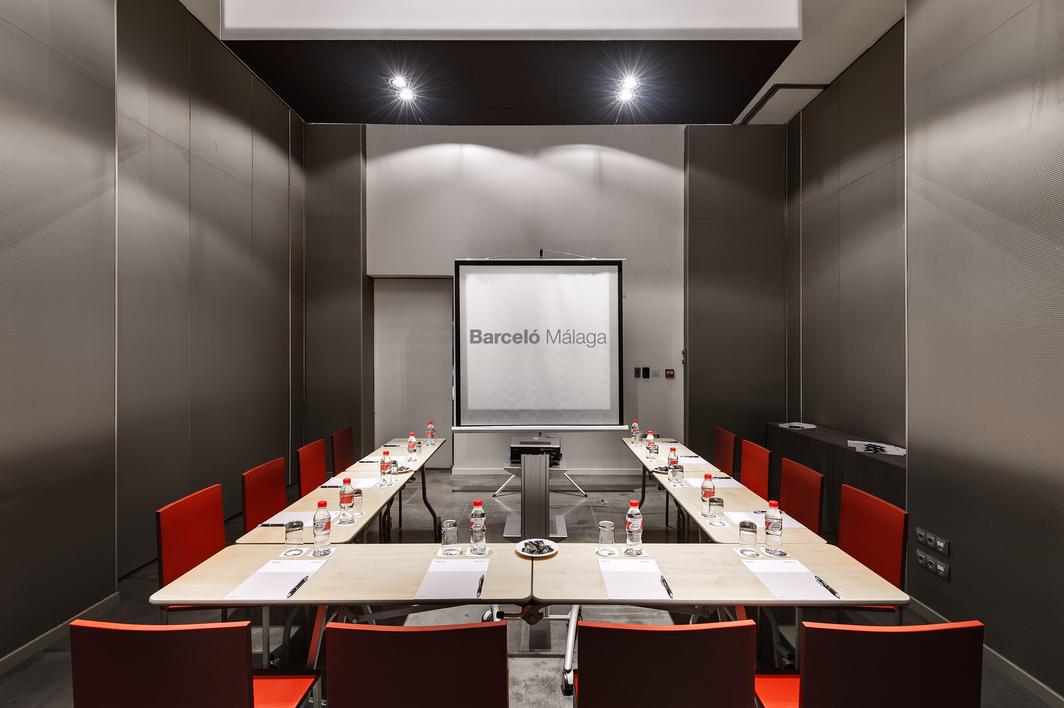 salas de reunión en Málaga