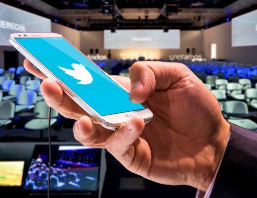 Live-tweeting en eventos
