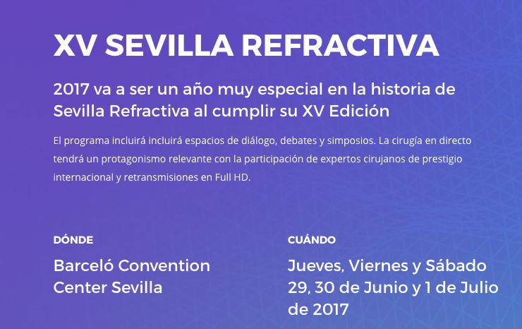 Congreso Sevilla Refractiva
