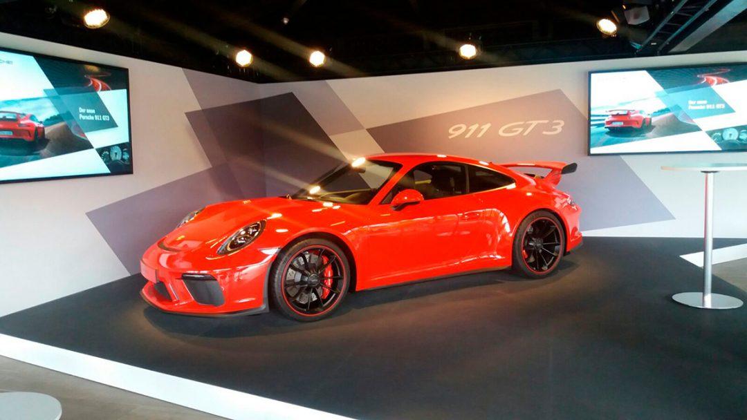 Evento Porsche La Bobadilla