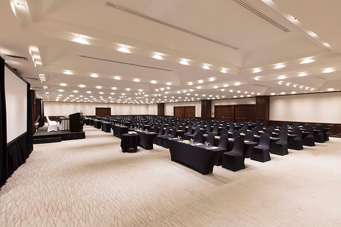 Salas de convenciones Barceló México Reforma