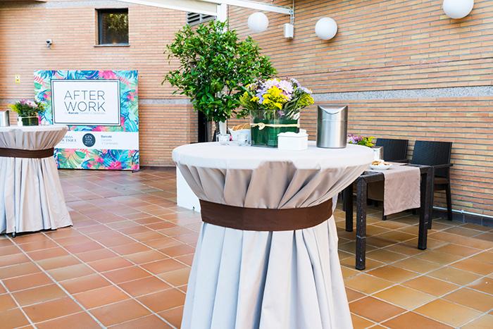 Espacios para eventos en Cáceres