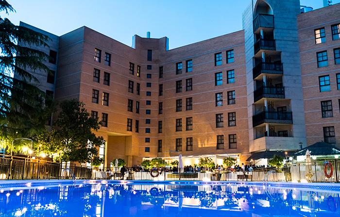 Hotel para eventos Barceló Cáceres V Centenario
