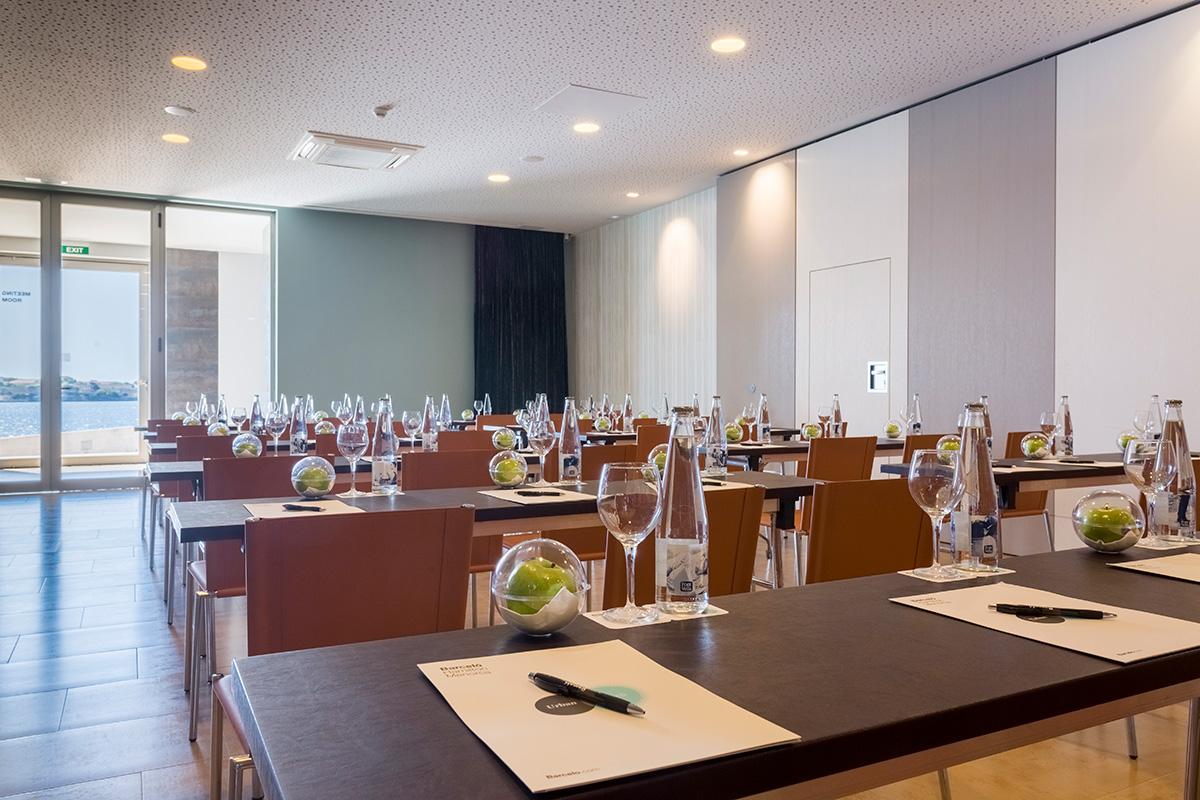 sala para reuniones en Menorca