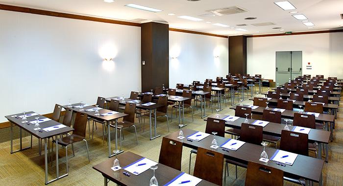 Salas de reunión en el País Vasco