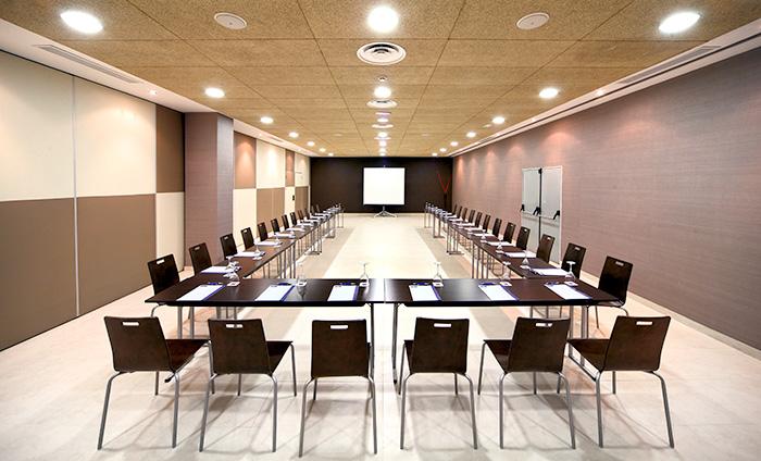 Barceló Costa Vasca salas de reunión