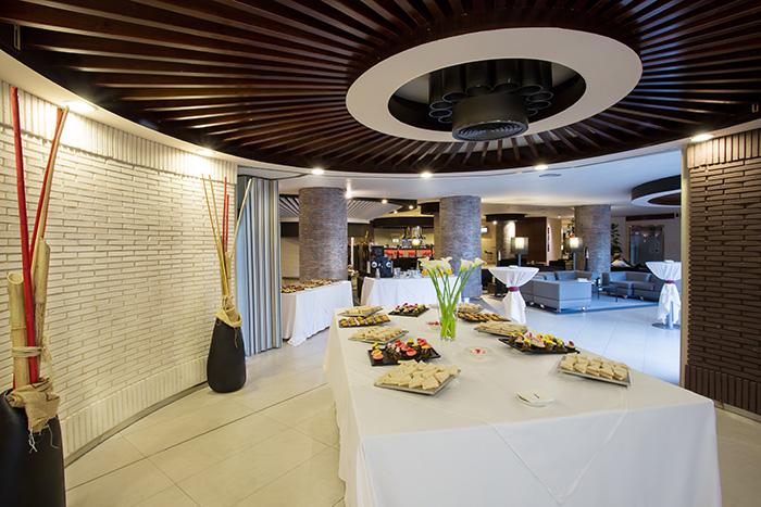Hotel de congresos País Vasco