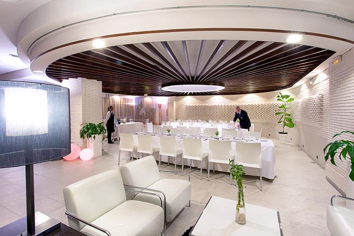 Salón para eventos en San Sebastián