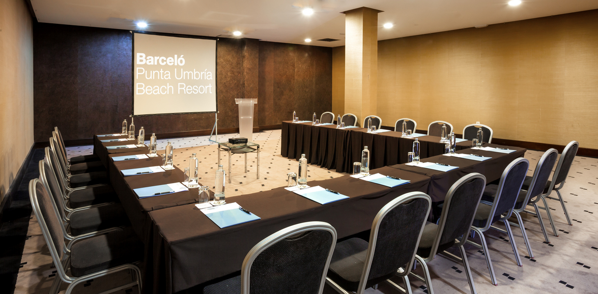 Hoteles para reuniones en Huelva