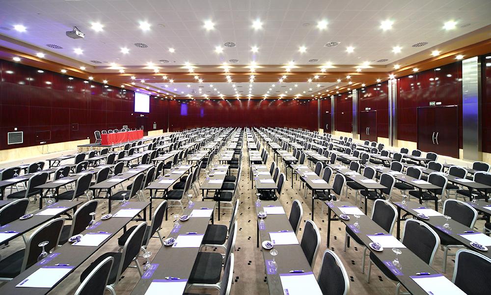 Salas para congresos en Huelva