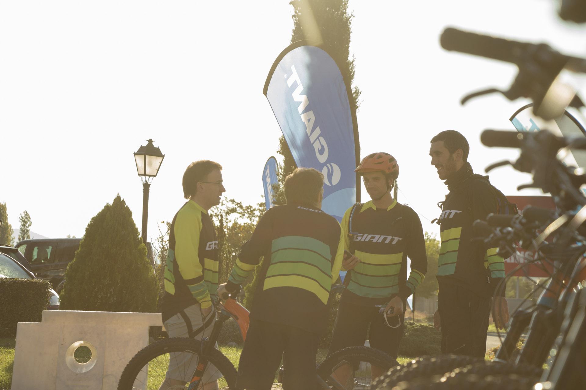 rutas en bici Boltaña