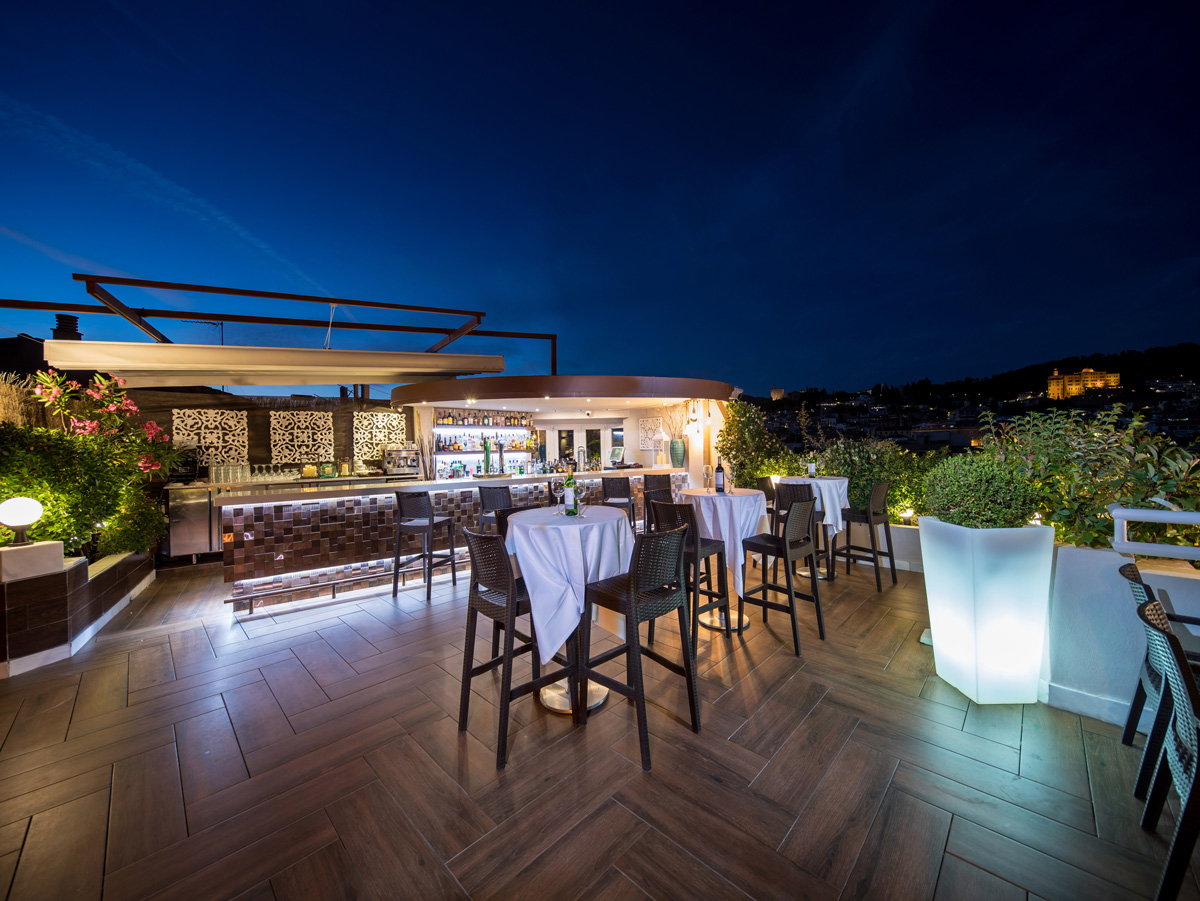 3 New Hotel Terrace Venues For Events In Spain Micers By