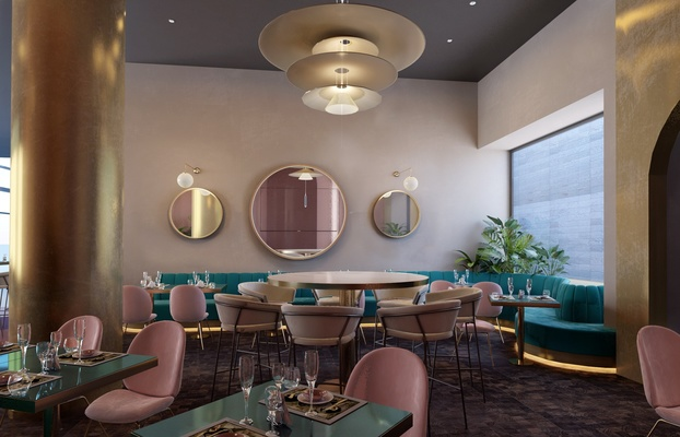 The Most Instagrammable Hotel In Malaga Renovates An Entire Floor With A Warm Modern And Welcoming Interior Design Concept Micers By Meetbarcelo